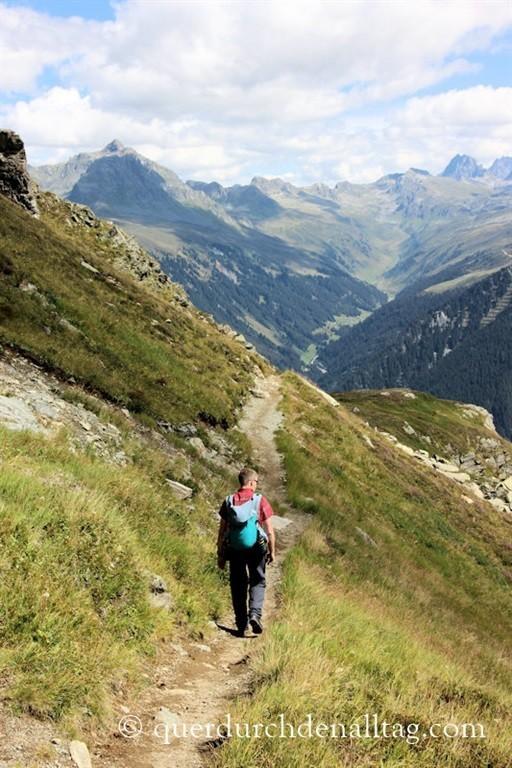 Wandern Schruns Montafon