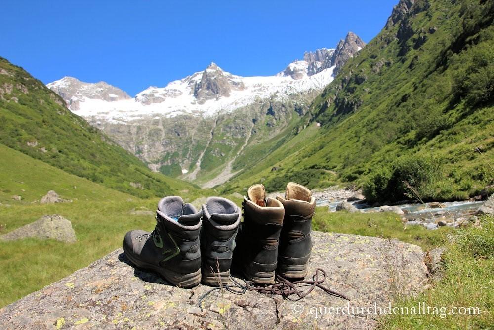 Wandern Sustlihütte