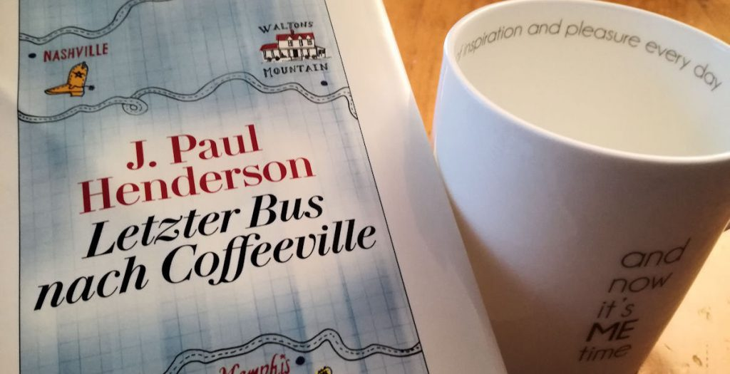 J. Paul Henderson Letzter Bus nach Coffeeville