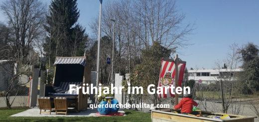 Frühling Garten Haus