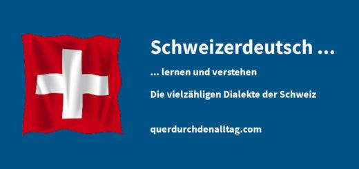 Schweizerdeutsch lernen verstehen