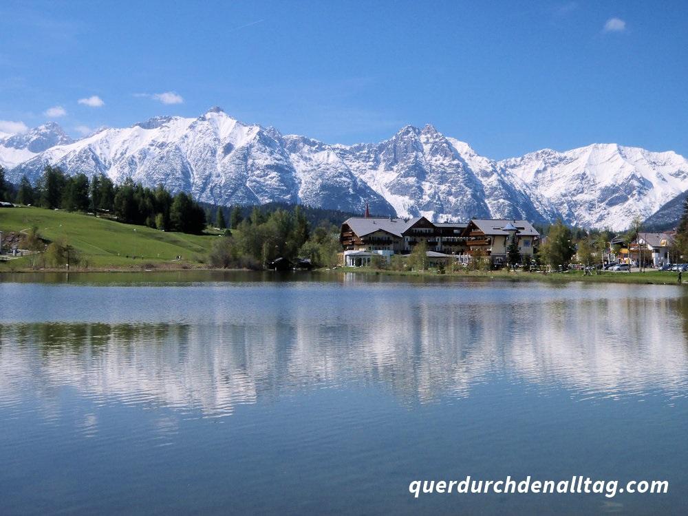 Wandern Seefeld Tirol