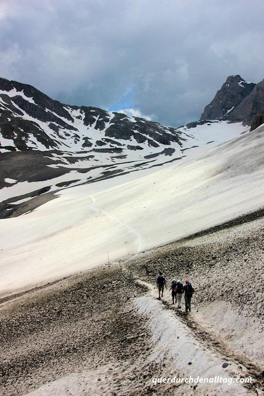Wandern Lötschenpass
