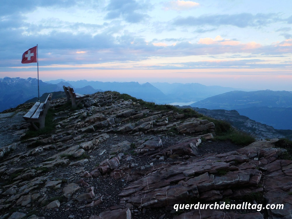 Wandern Faulhorn