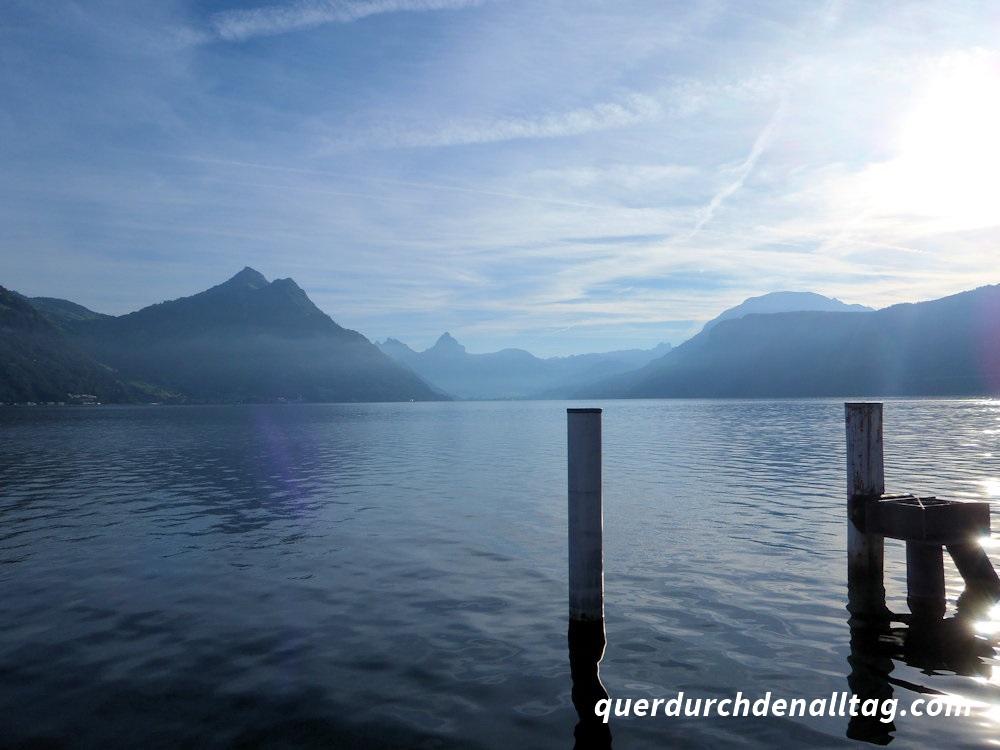 Wandern Buochserhorn Vierwaldstättersee