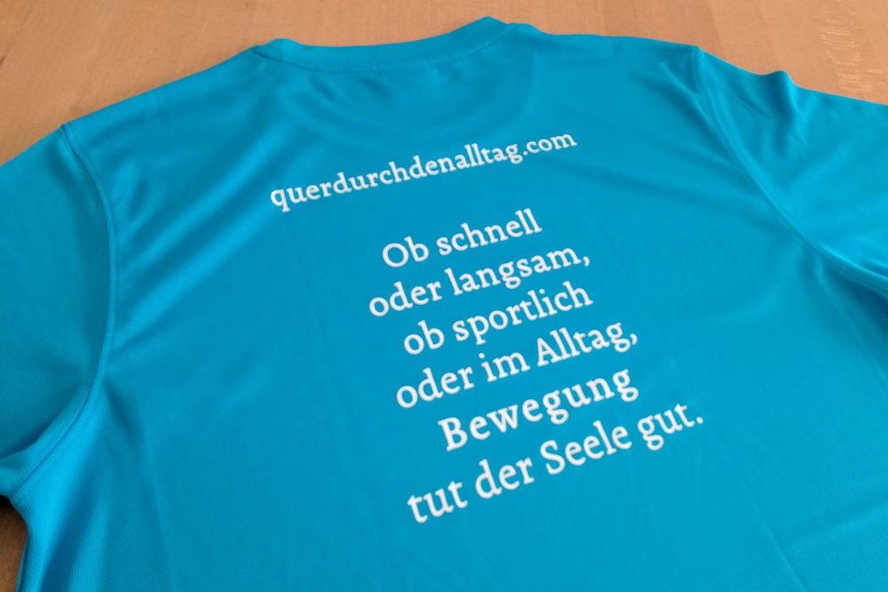 In Bewegung mit querdurchdenalltag.com