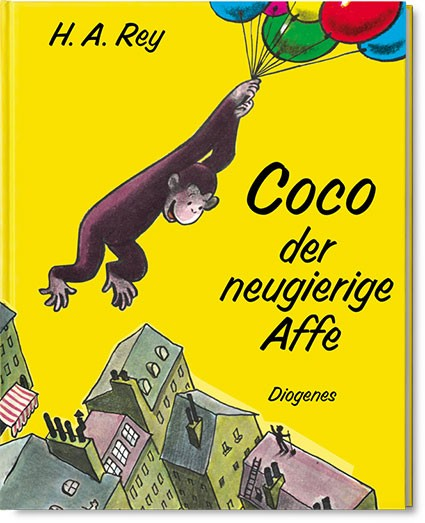 Coco, der neugierige Affe Diogenes
