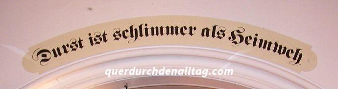 Hofbräuhaus München Durst Heimweh