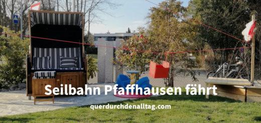 Pfaffhausen Garten Seilbahn