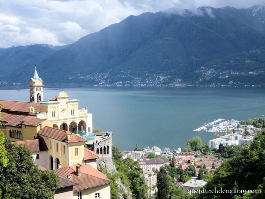 Lago Maggiore Locarno Tessin