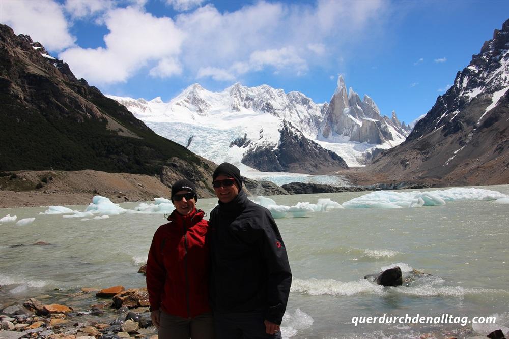 Patagonien El Chalten Cerro Torre