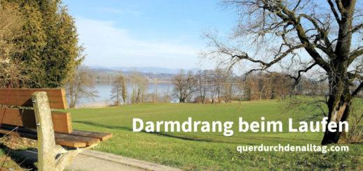 Darmdrang Laufen Greifensee