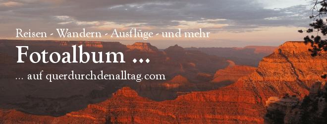 Fotoalbum Reisen Wandern Ausflüge