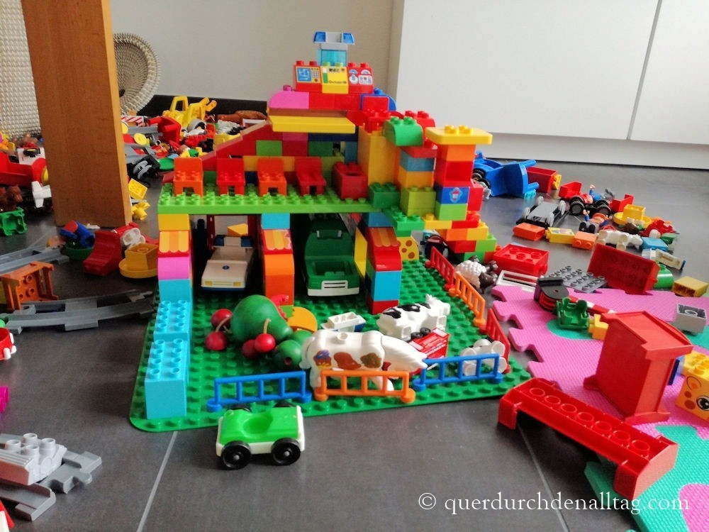 LEGO duplo spielen