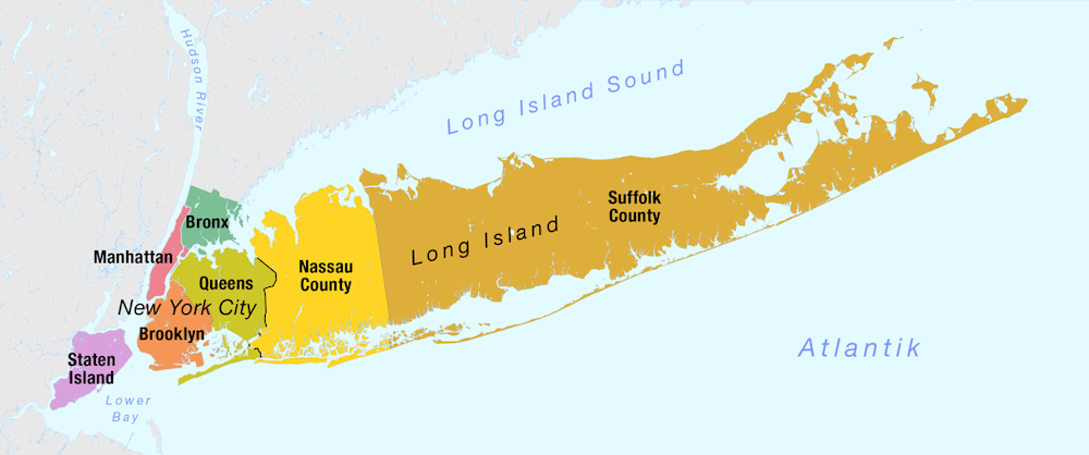New York Long Island