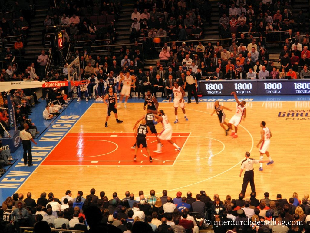 New York Knicks NBA Basketball