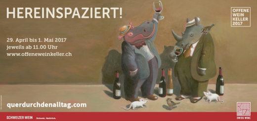 Tag der offenen Weinkeller Eglisau