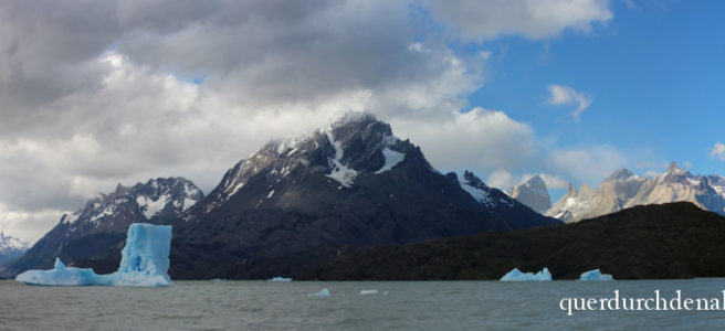 Patagonien Chile Lago Grey