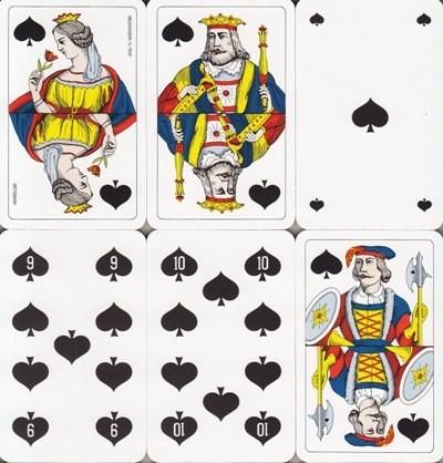 Trumpf Im Französischen Kartenspiel