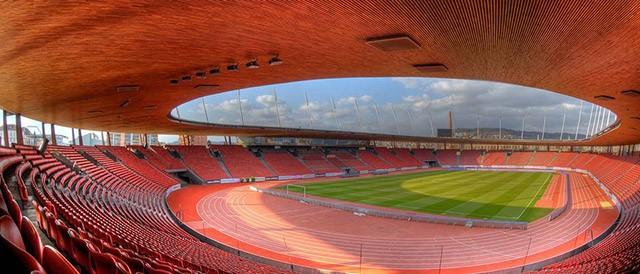 Letzigrund Stadion Zürich