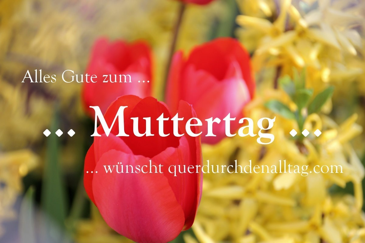 Muttertag Alles Gute