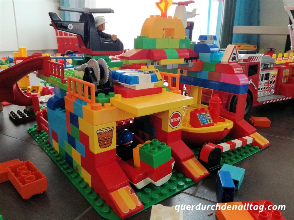 Familie Spielen Lego