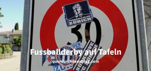 Fussballderby Kleber Zürich