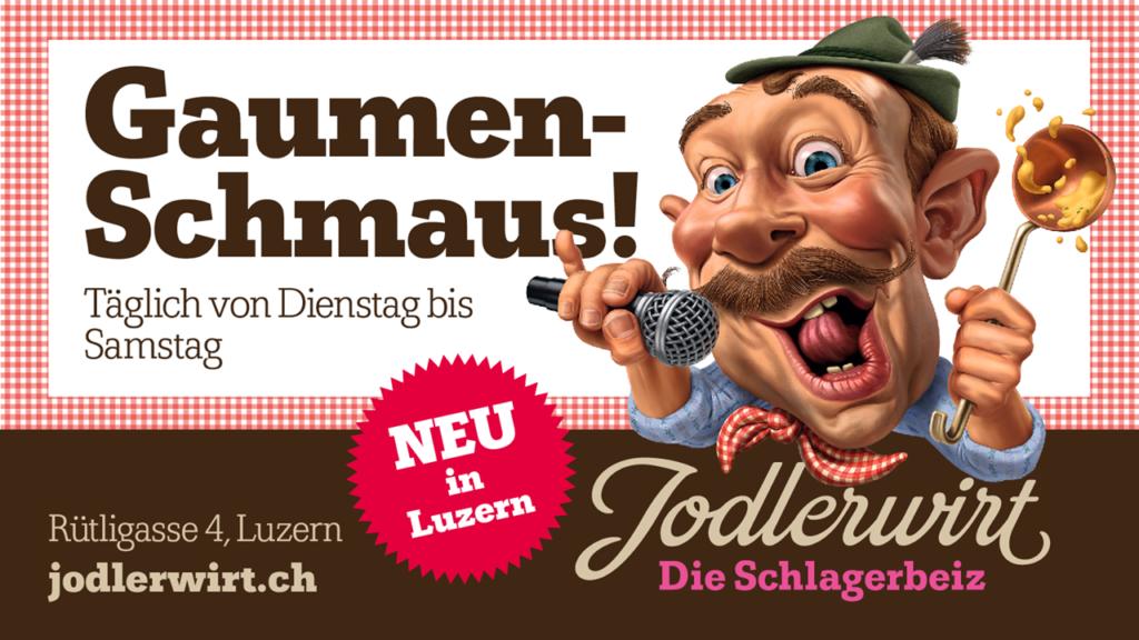 Jodlerwirt Luzern Schlagerbeiz