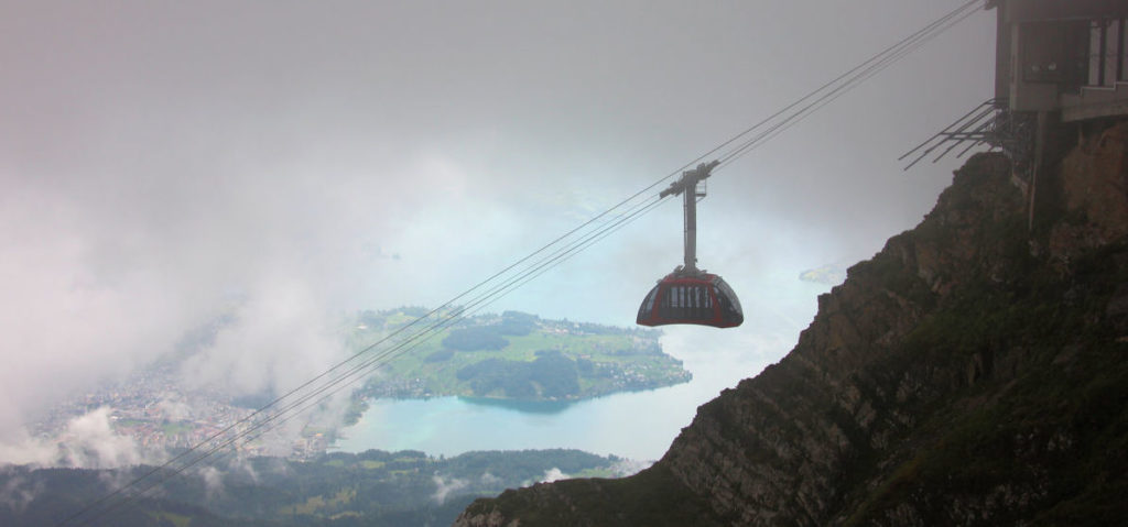 Pilatus Luzern Dragon Ride