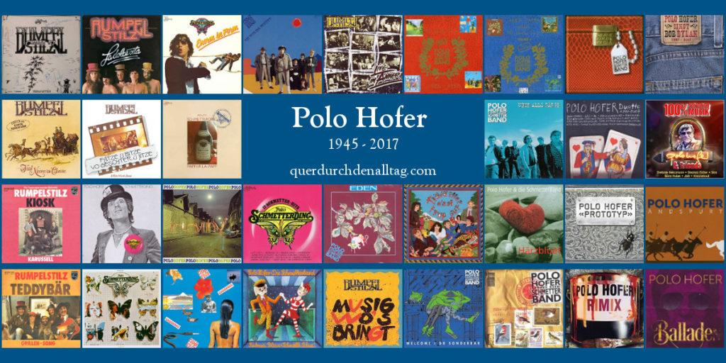 Polo Hofer In Erinnerung