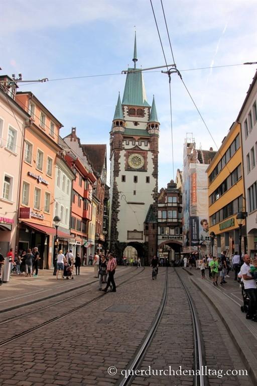 Freiburg im Breisgau Martinstor