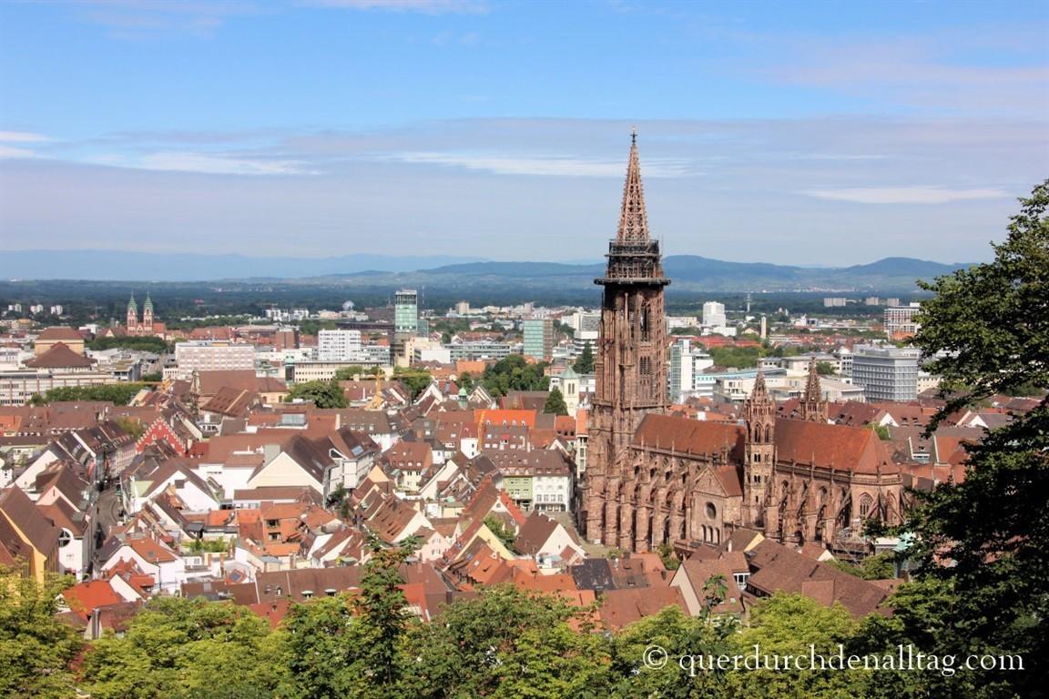 Freiburg im Breisgau Schlossberg