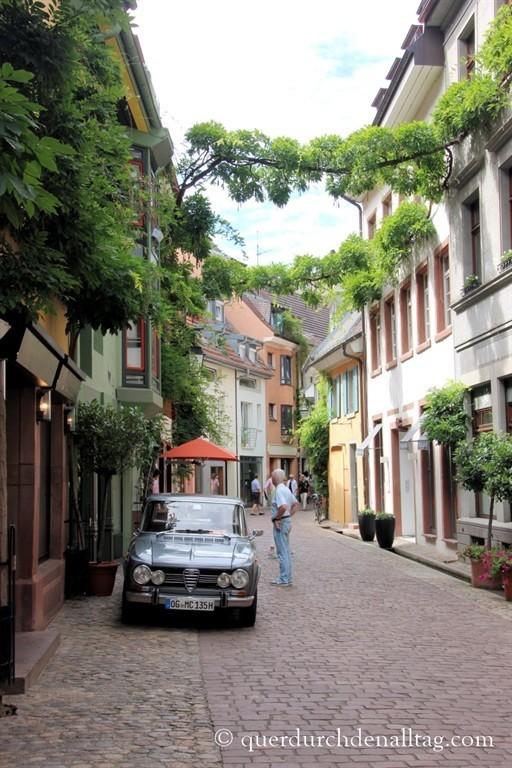 Freiburg im Breisgau Altstadt
