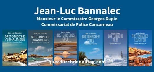 Jean-Luc Bannalec Commissaire Dupin