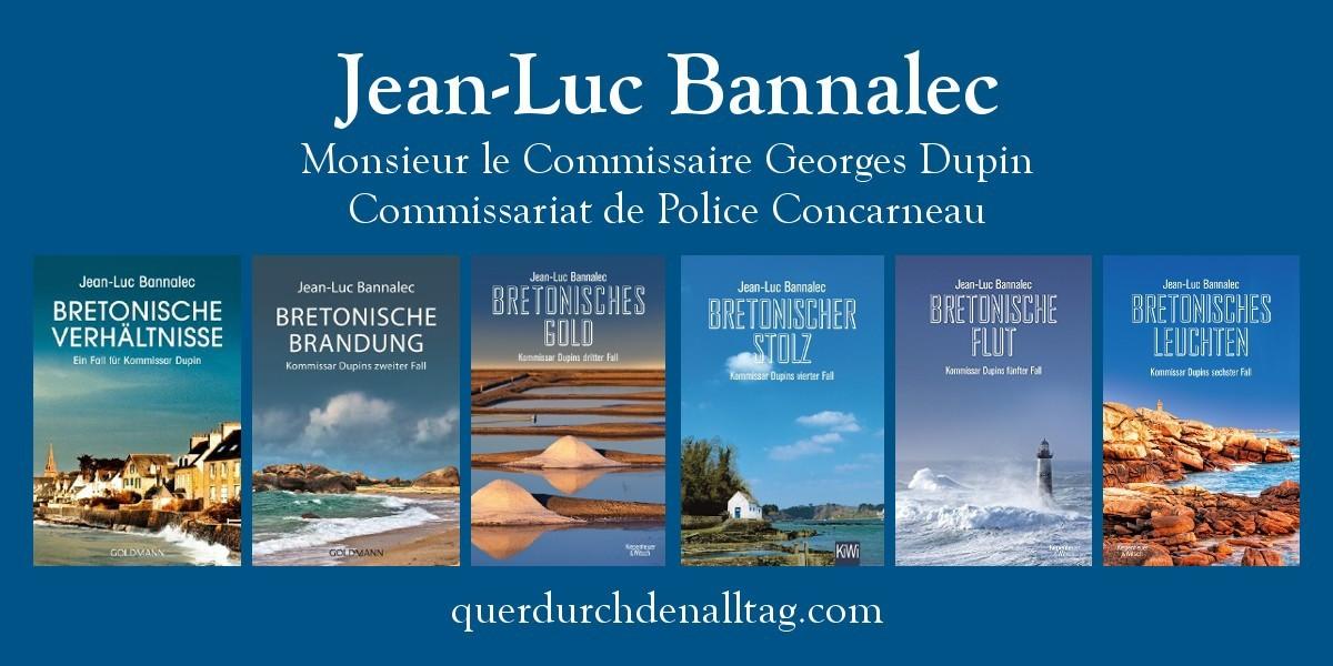 Jean-Luc Bannalec Dupin Bretagne