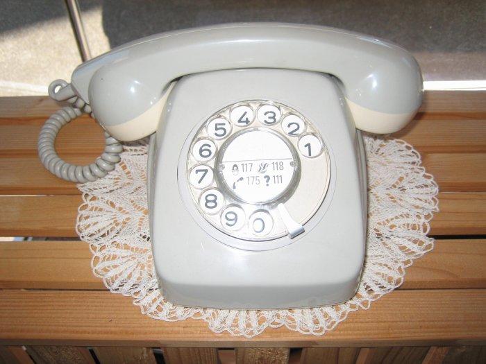 Telefon Drehscheibe
