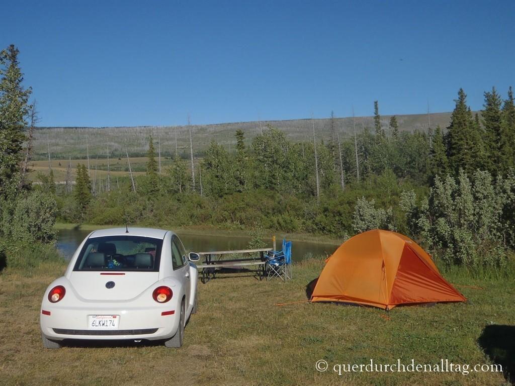 USA Kanada Zelt