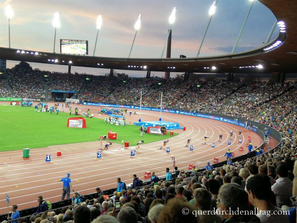 Diamond League Weltklasse Zürich