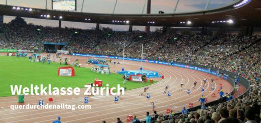 Leichtathletik Weltklasse Zürich