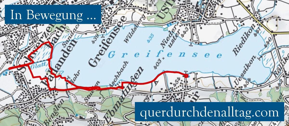 Laufen Greifensee