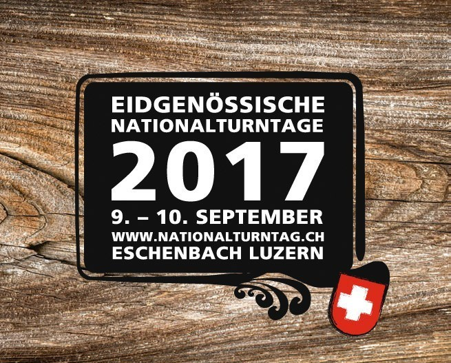 Eidgenössische Nationalturntage Eschenbach 2017