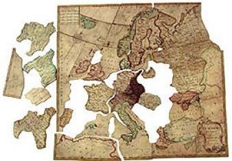 Spilsbury Puzzle 1767