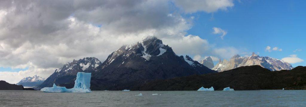 Patagonien Lago Grey
