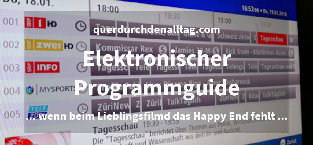 TV Programm EPG