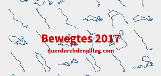Bewegung Laufen 2017
