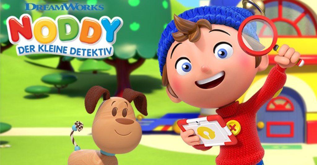 Noddy Detektiv Spielzeugland