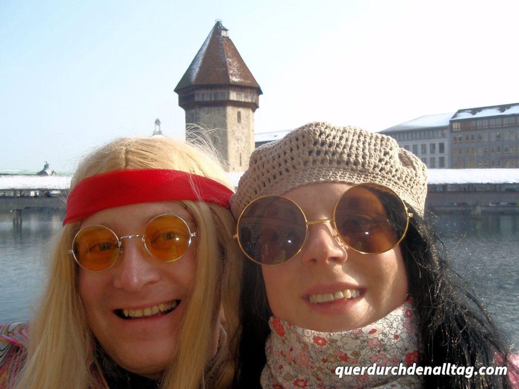 Fasnacht Luzern Hippie 2010