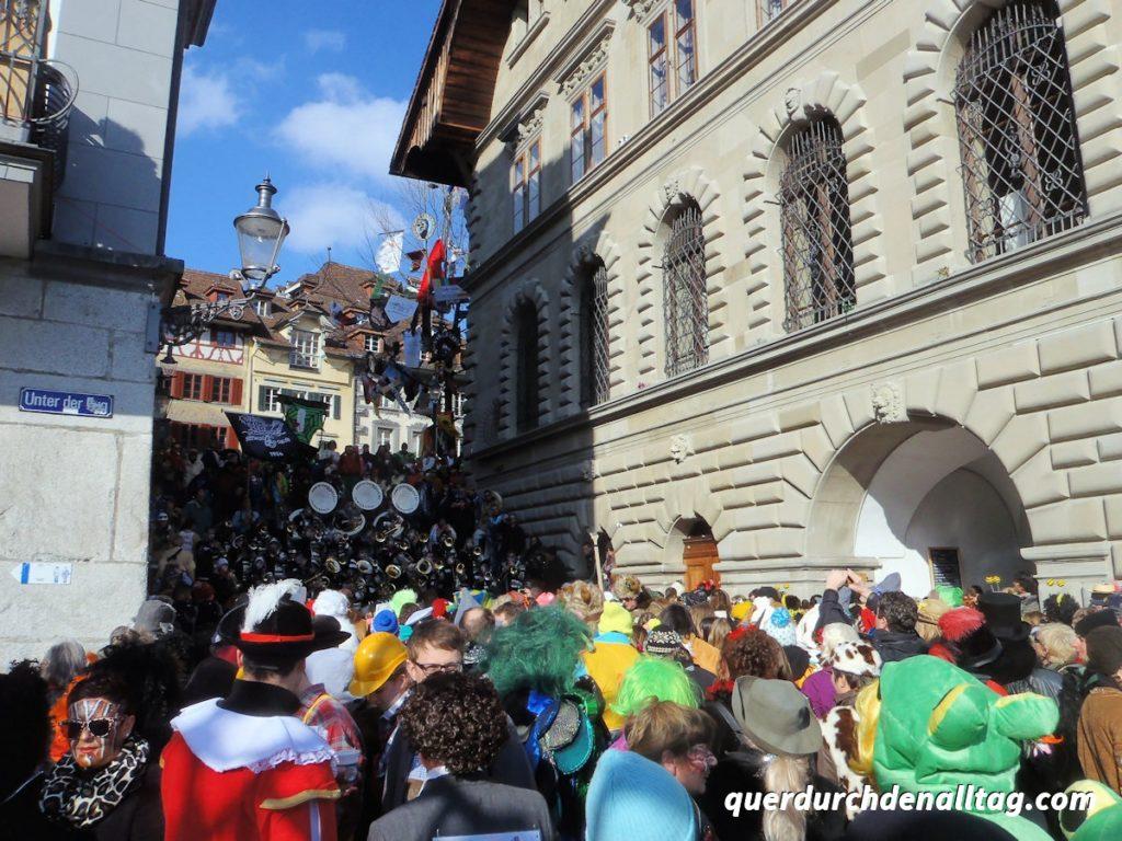 Fasnacht Luzern Unter de Egg