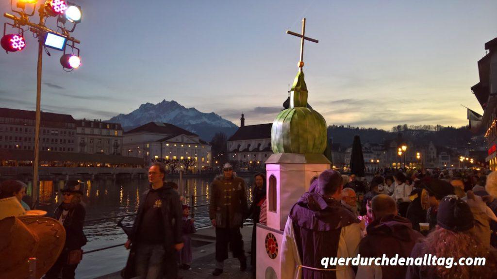 Fasnacht Luzern Seelige Prieser 2016
