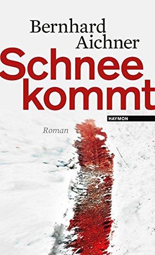 Bernhard Aichner Schnee kommt